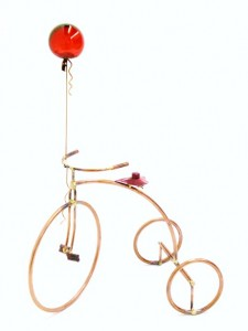 Tricycle and Balloon Table